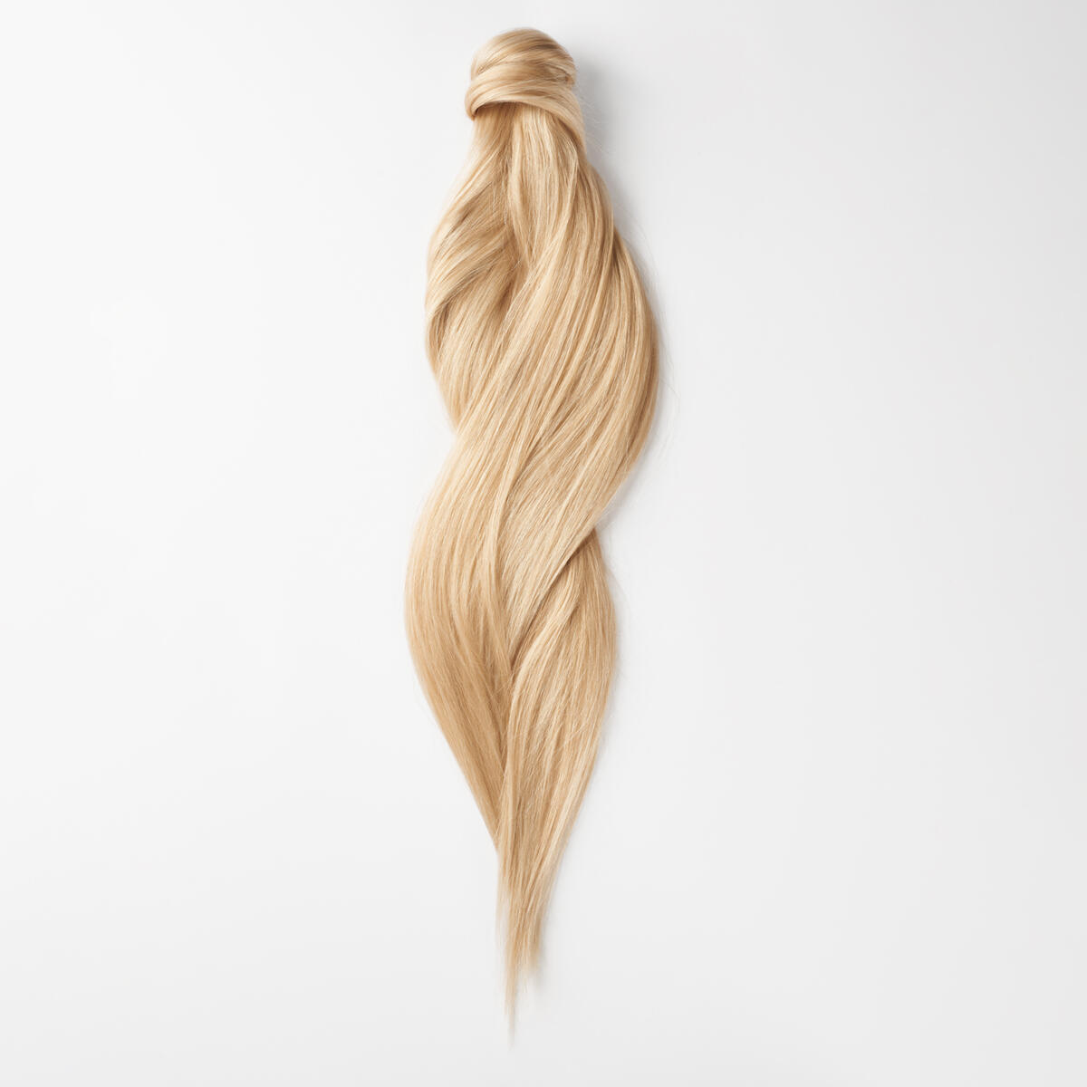 Clip-in Ponytail Ponytail made of real hair M7.8/10.8 Light Golden Mix 50 cm