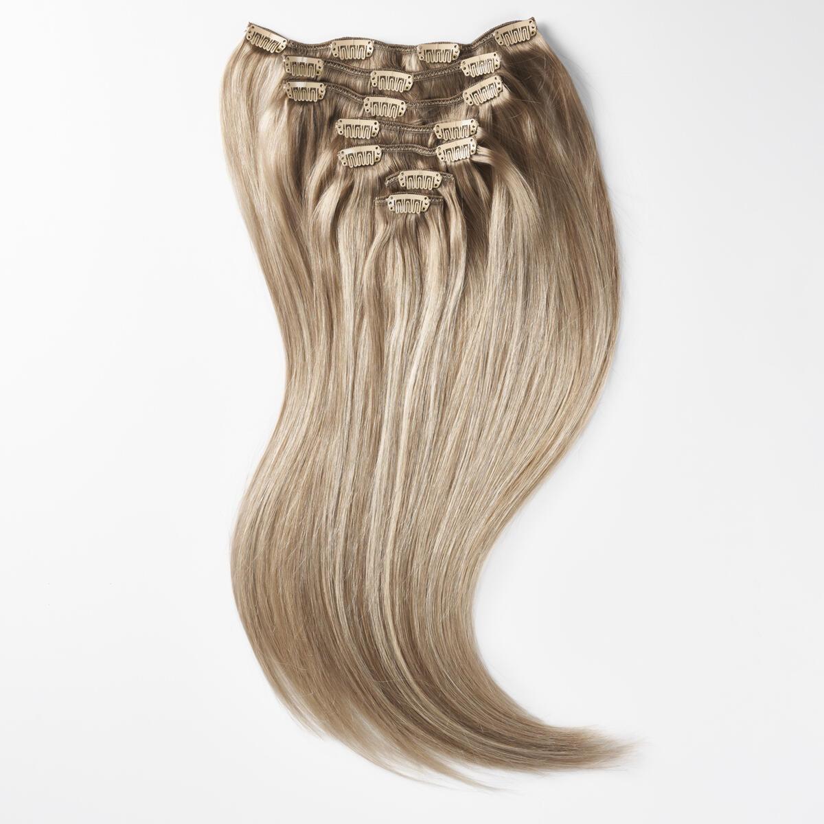 Clip-on set B7.5/10.7 Sandy Blonde Balayage 50 cm