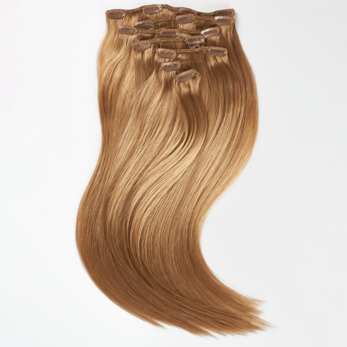 Clip-on set 7.4 Medium Golden Blonde 50 cm