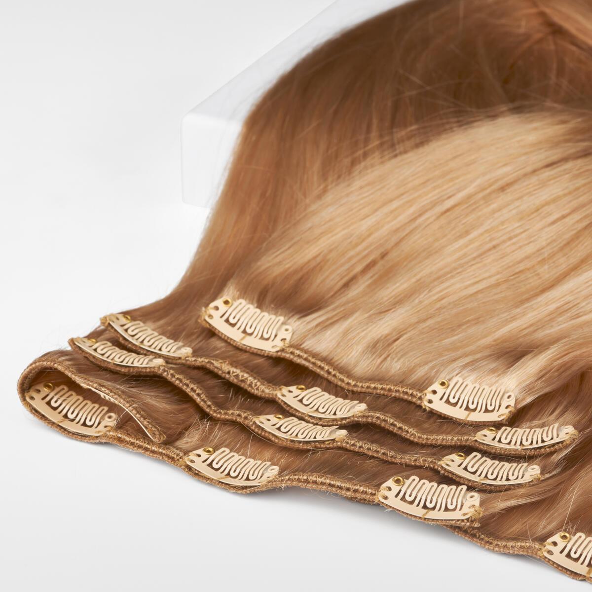 Clip-on set 7.5 Dark Blonde 50 cm