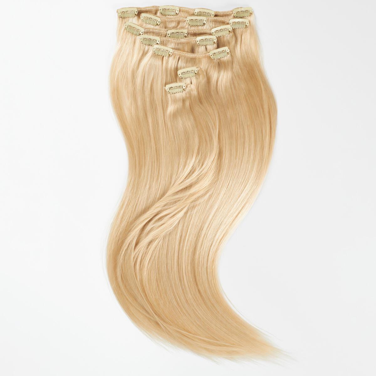 Clip-on set 8.0 Light Golden Blonde 50 cm