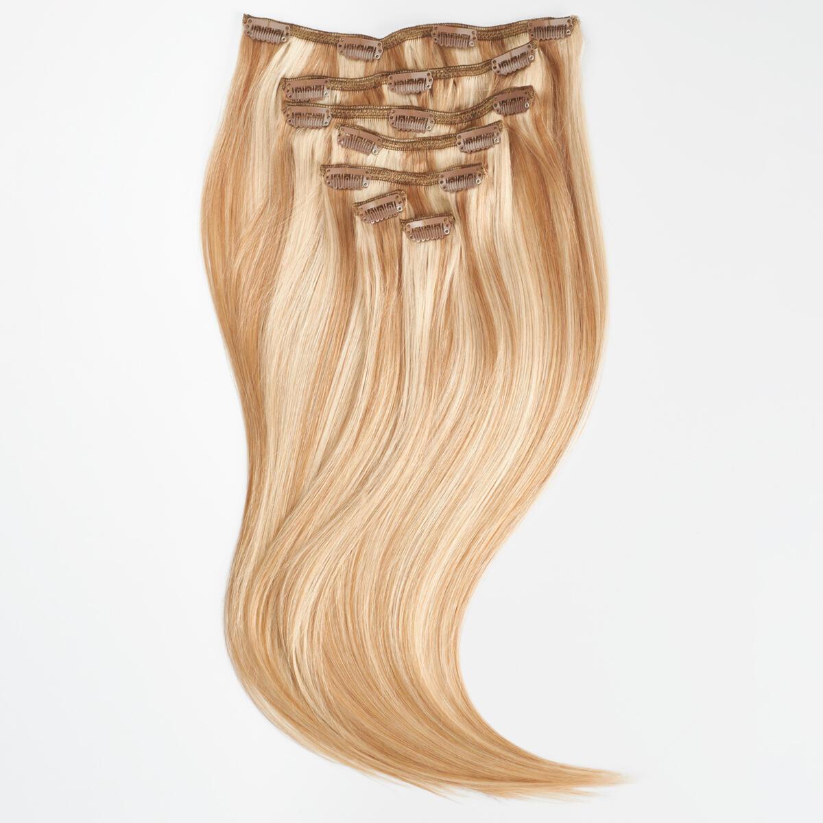 Clip-on set Premium 7 pieces M7.4/8.0 Summer Blonde Mix 50 cm