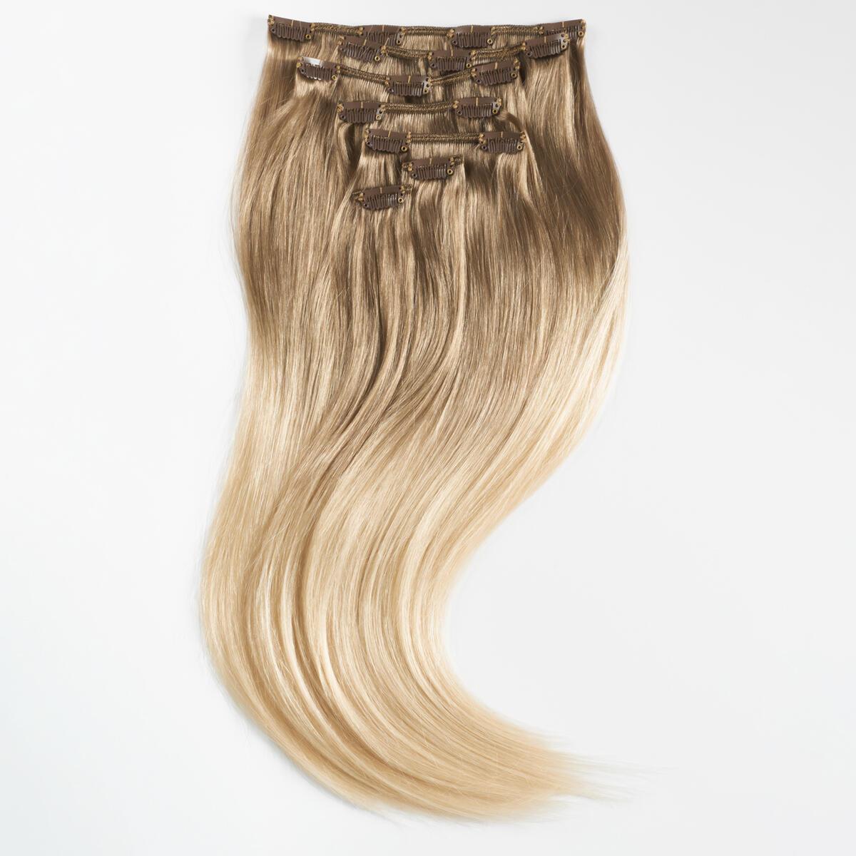 Clip-on set O7.3/10.8 Cendre Ash Blond Ombre 50 cm