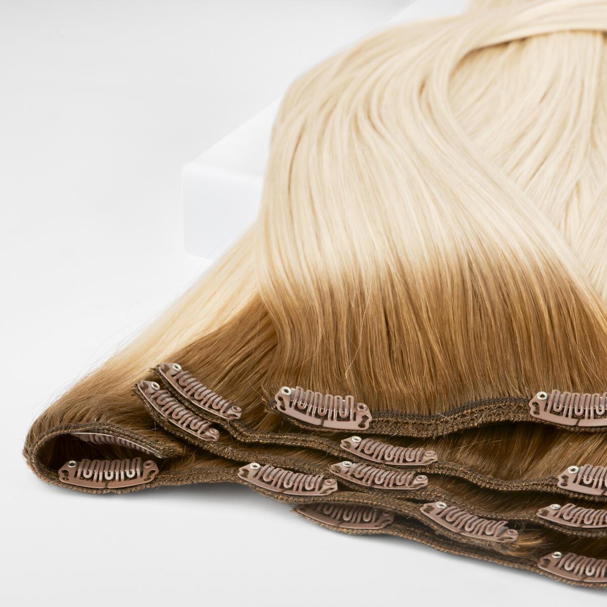 Clip-on set Original 7 pieces R5.1/10.8 Medium Ash Blonde Root 50 cm