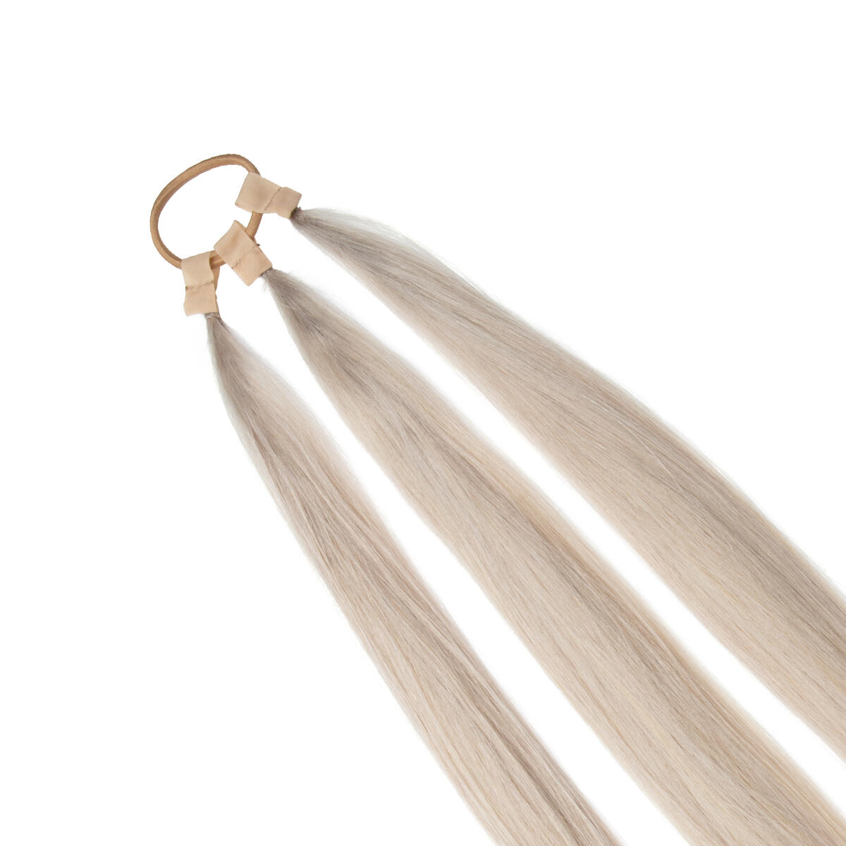 Easy Braid For voluminous braids 10.7 Light Grey 55 cm