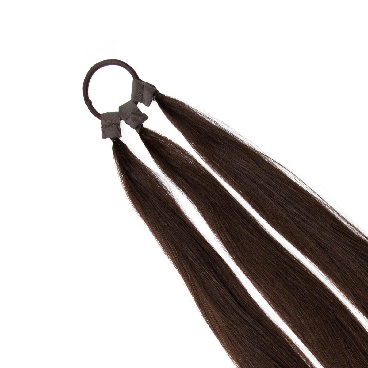 Easy Braid For voluminous braids 2.3 Chocolate Brown 55 cm