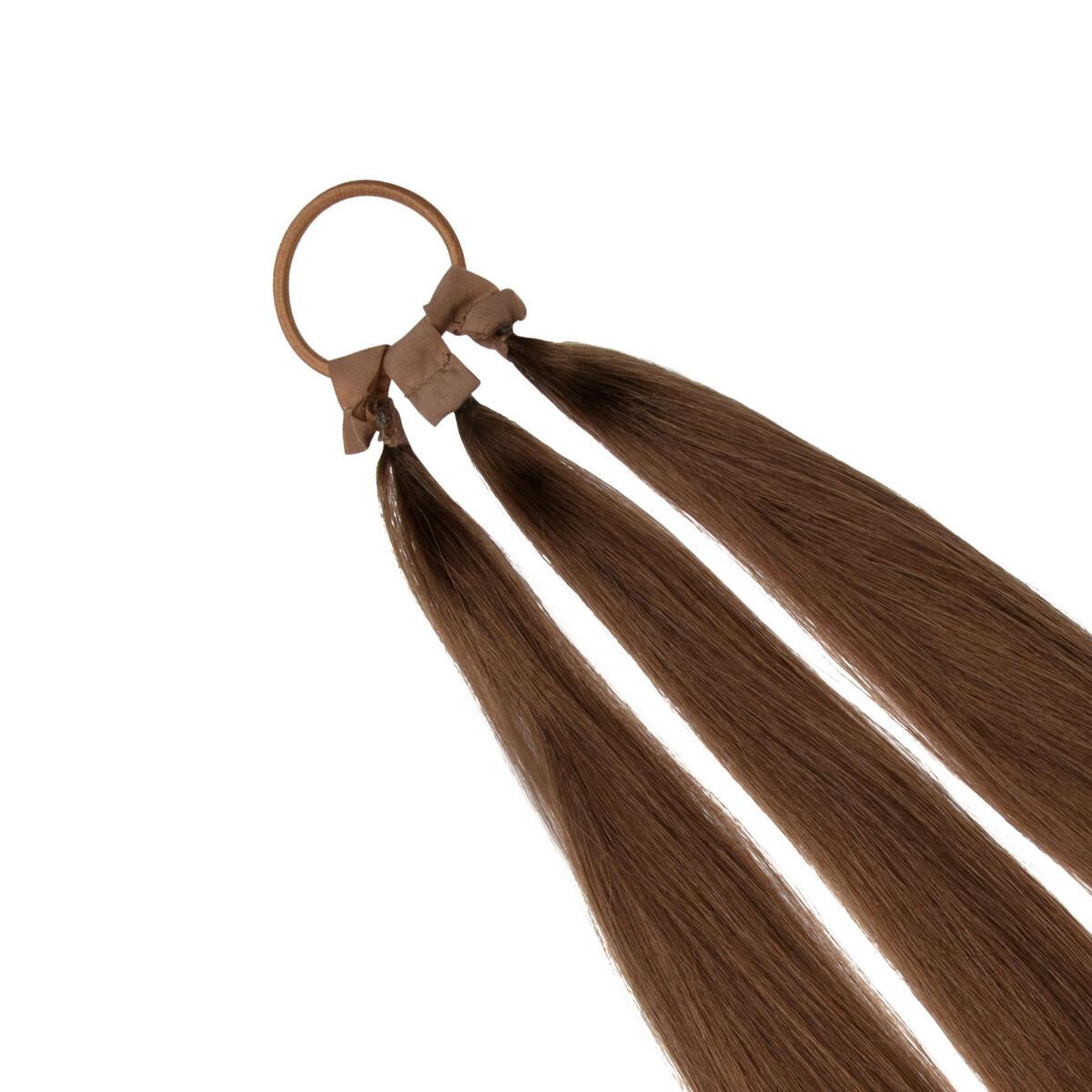 Easy Braid For voluminous braids 5.0 Brown 55 cm