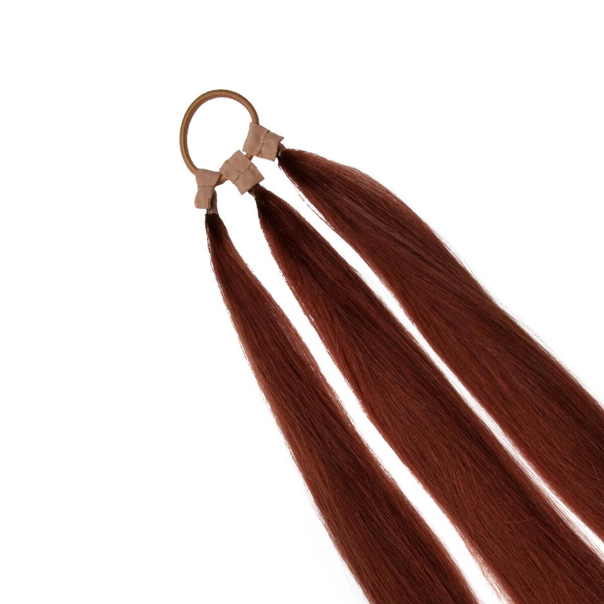 Easy Braid For voluminous braids 5.5 Mahogany Brown 55 cm