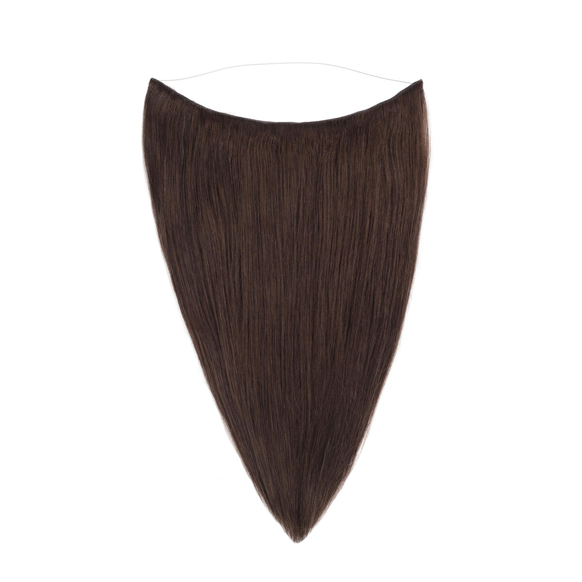 Hairband Original 2.3 Chocolate Brown 45 cm