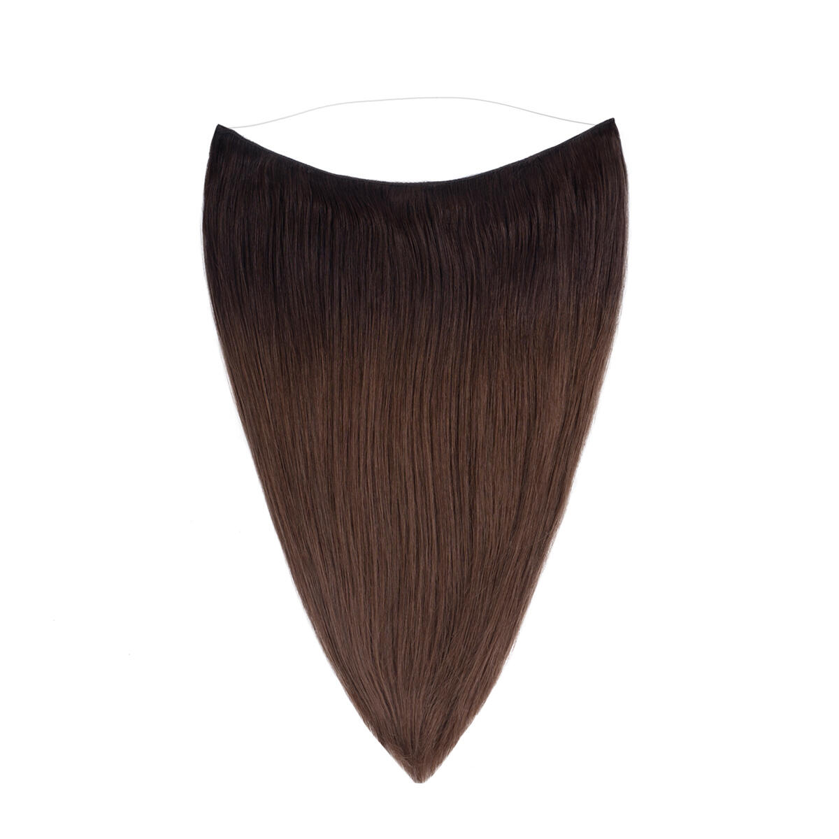 Hairband Original O2.3/5.0 Chocolate Brown Ombre 45 cm