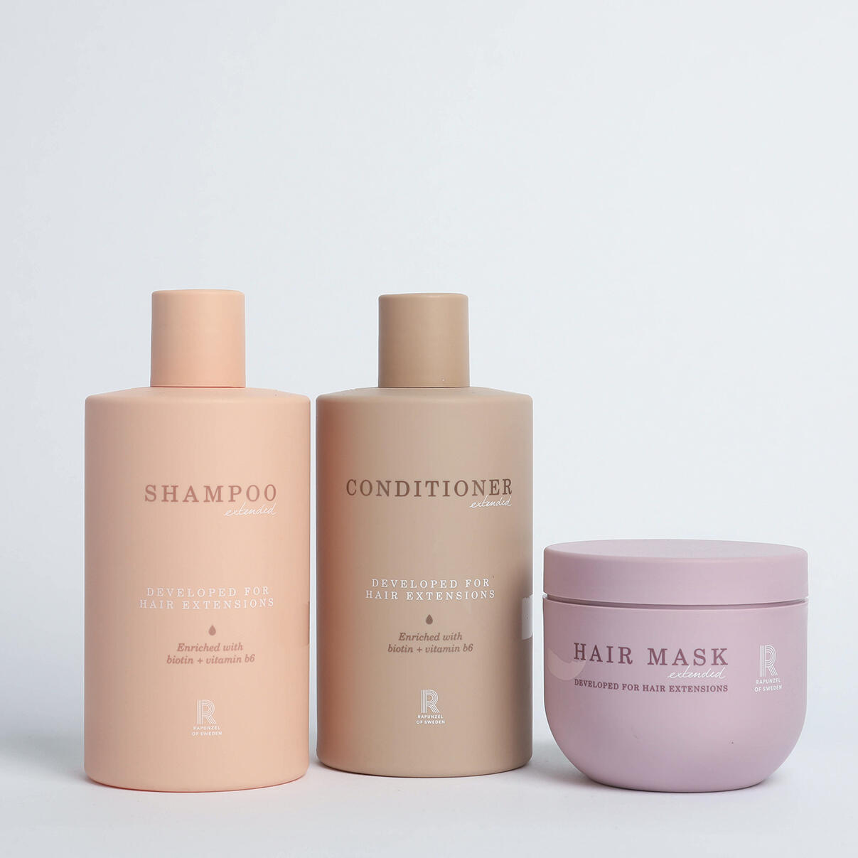 Rapunzel Shampoo for hair extensions