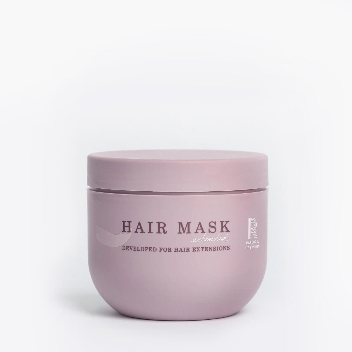 Rapunzel Hair Mask for hair extensions