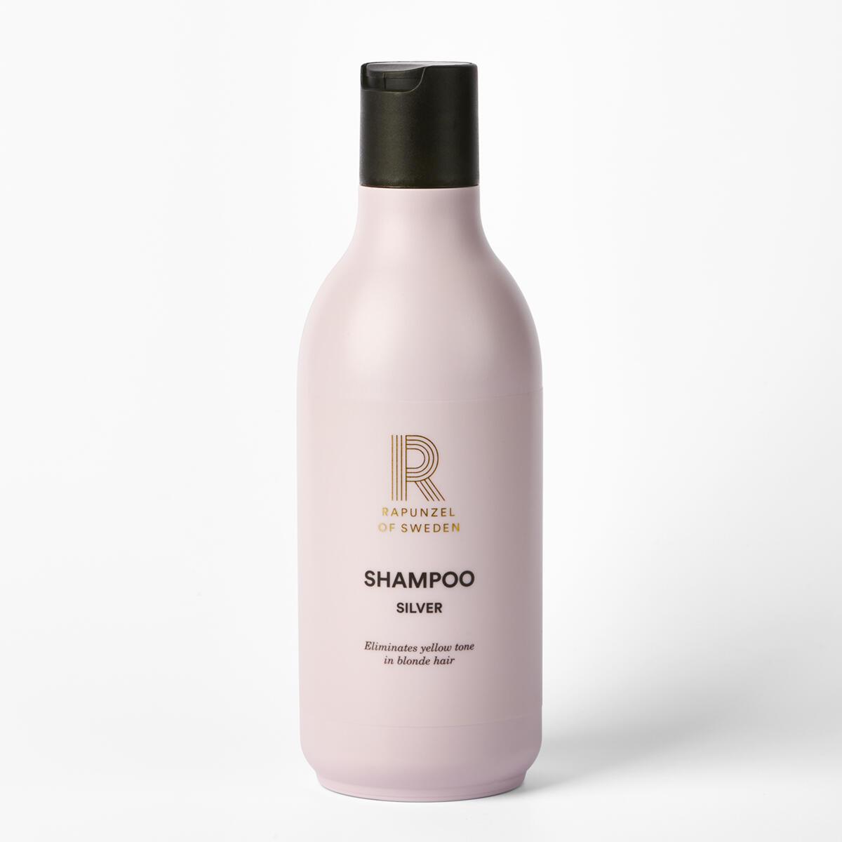 Silver Shampoo Für blondes Haar