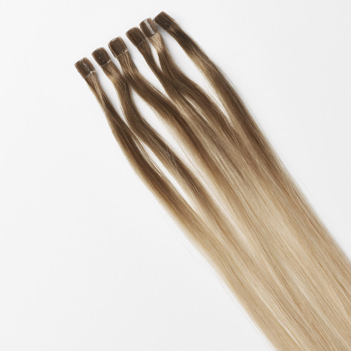 Nail Hair Premium C2.2/10.5 Dark Cool Blonde ColorMelt 40 cm