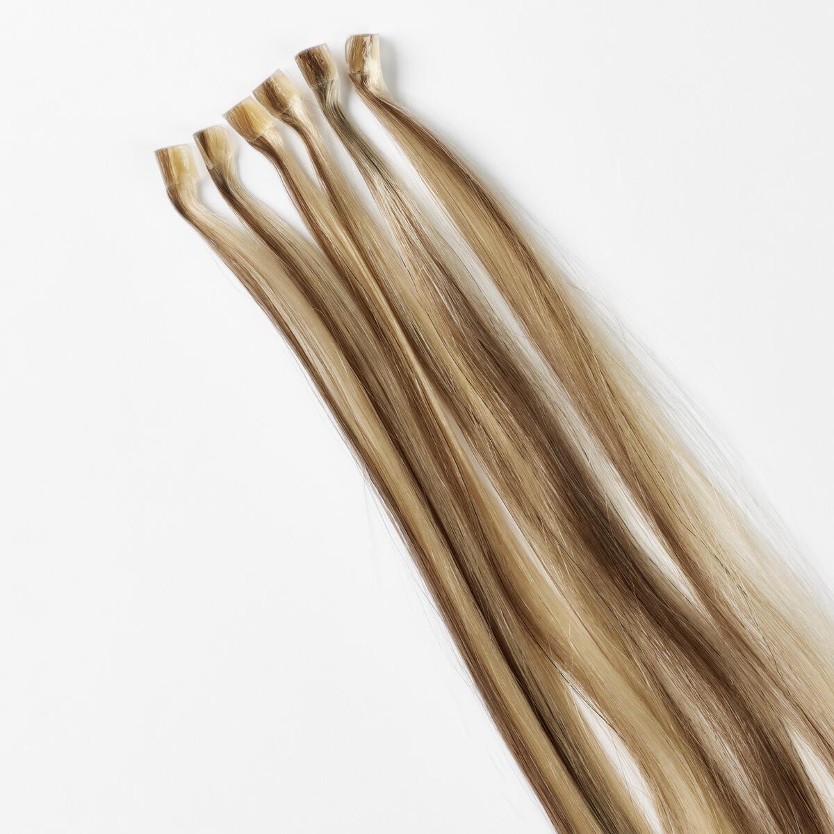 Nail Hair M7.1/10.8 Natural Ash Blonde Mix 30 cm
