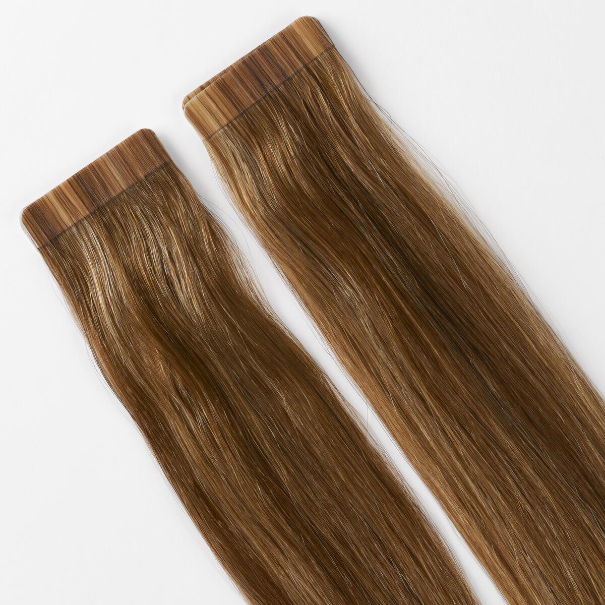 Quick & Easy Premium Straight M5.0/7.4 Golden Brown Mix 40 cm