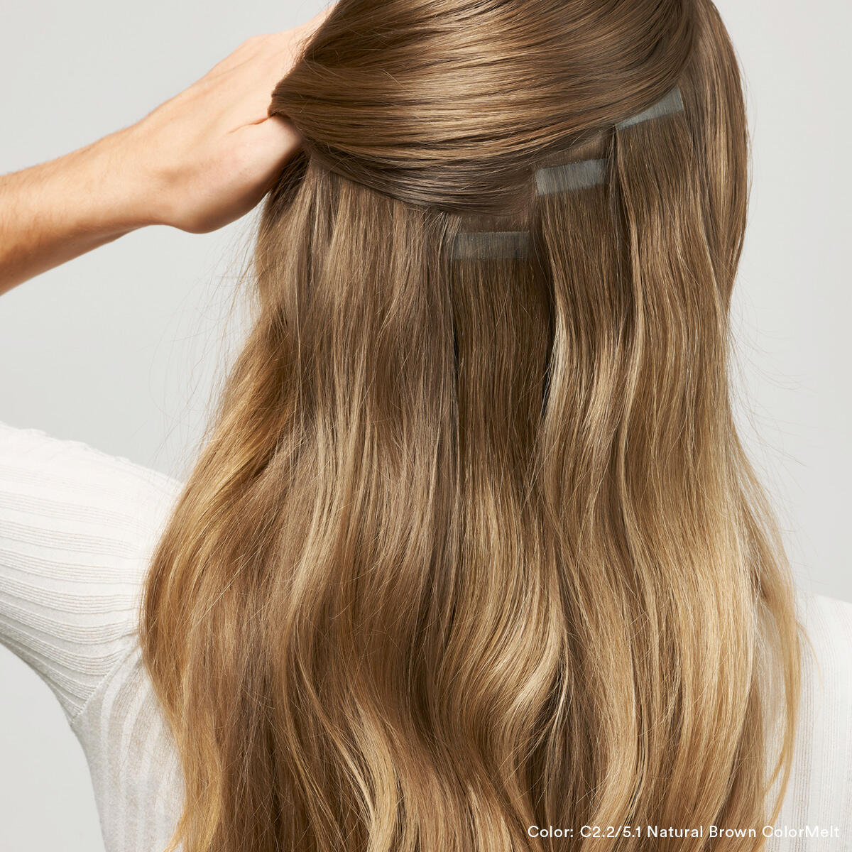 Quick & Easy O7.5/8.3 Golden Blond Ombre 40 cm