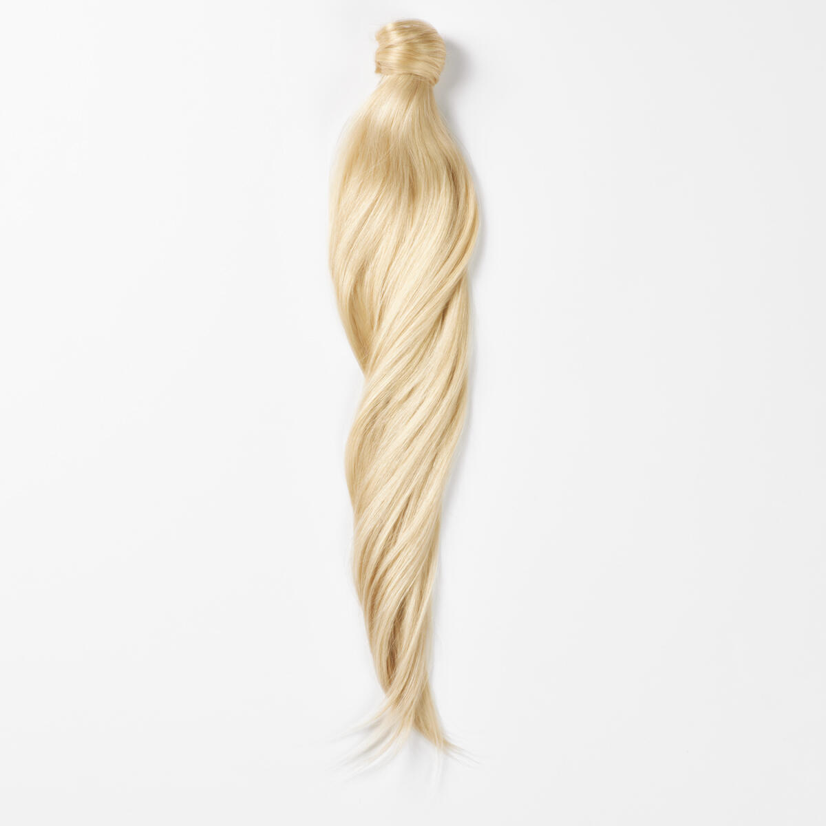 Sleek Clip-in Ponytail 10.8 Light Blonde 50 cm
