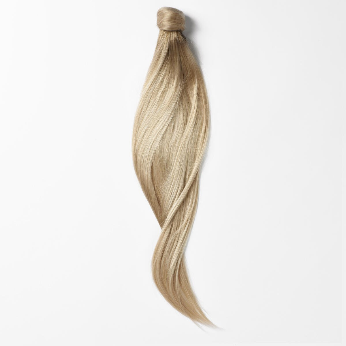 Sleek Clip-in Ponytail Ponytail made of real hair C2.2/10.5 Dark Cool Blonde ColorMelt 40 cm