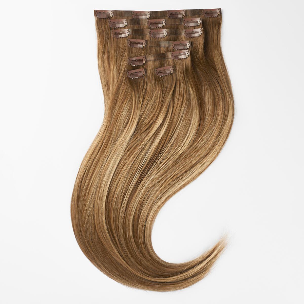 Sleek Clip-on set B5.0/8.3 Brownish Blonde Balayage 50 cm