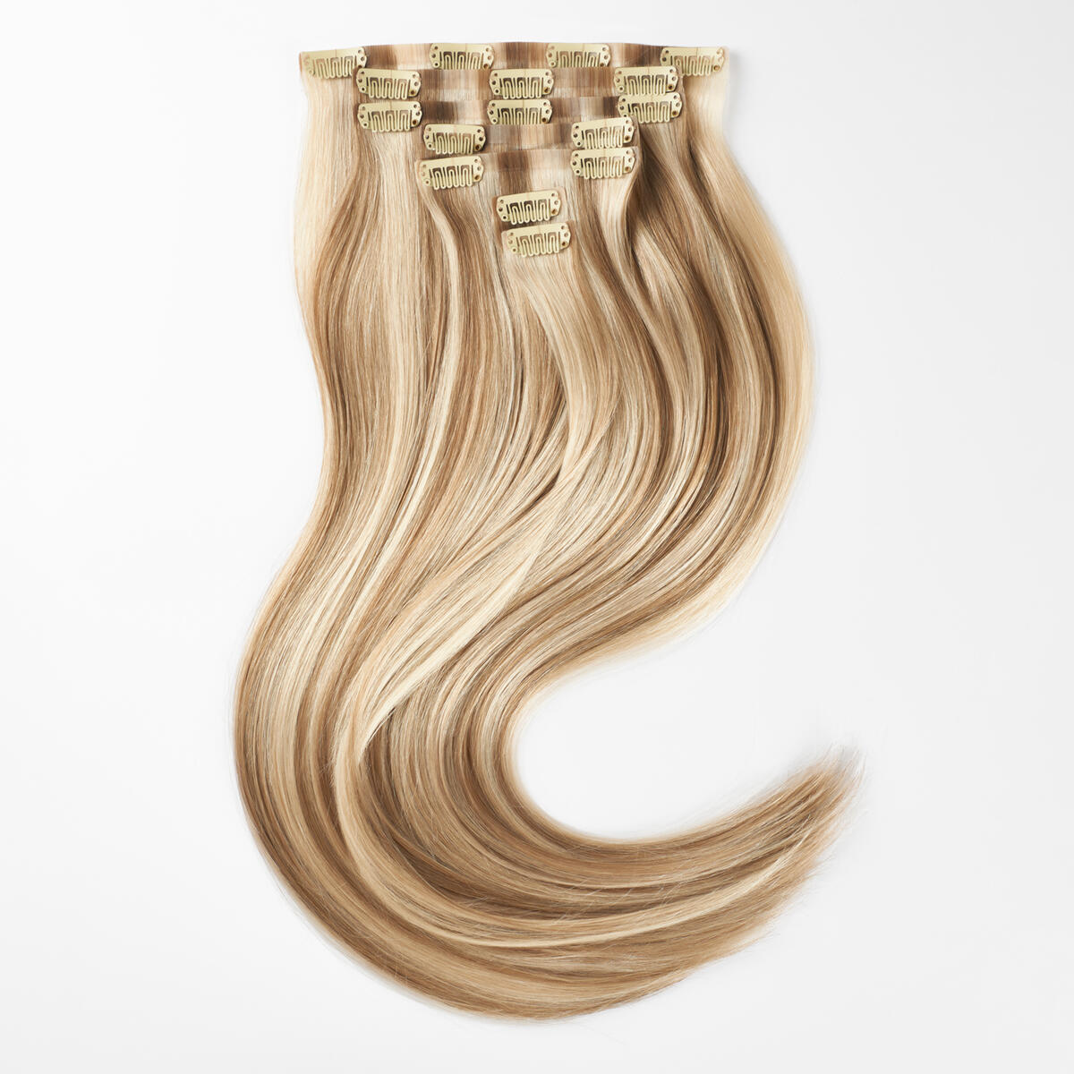 Sleek Clip-on set M7.3/10.8 Cendre Ash Blonde Mix 50 cm
