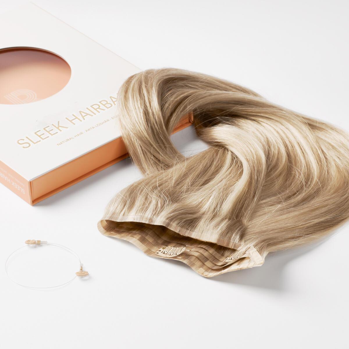 Sleek Hairband M7.3/10.8 Cendre Ash Blonde Mix 50 cm