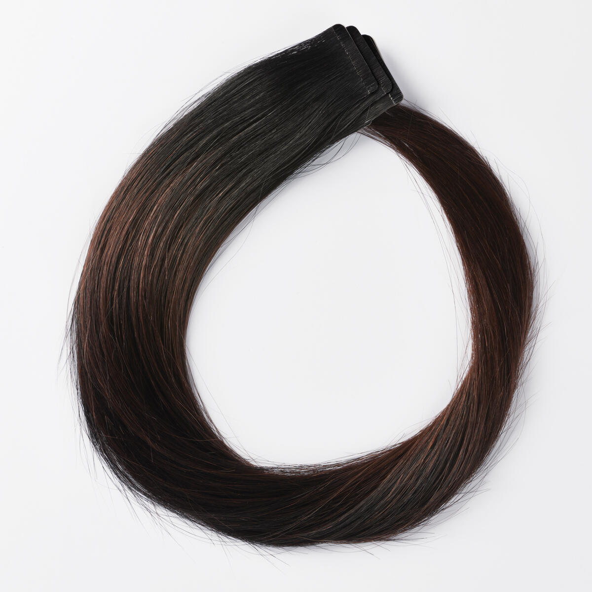 Sleek Tape Extension B1.0/6.12 Cherry Infused Black Balayage 45 cm