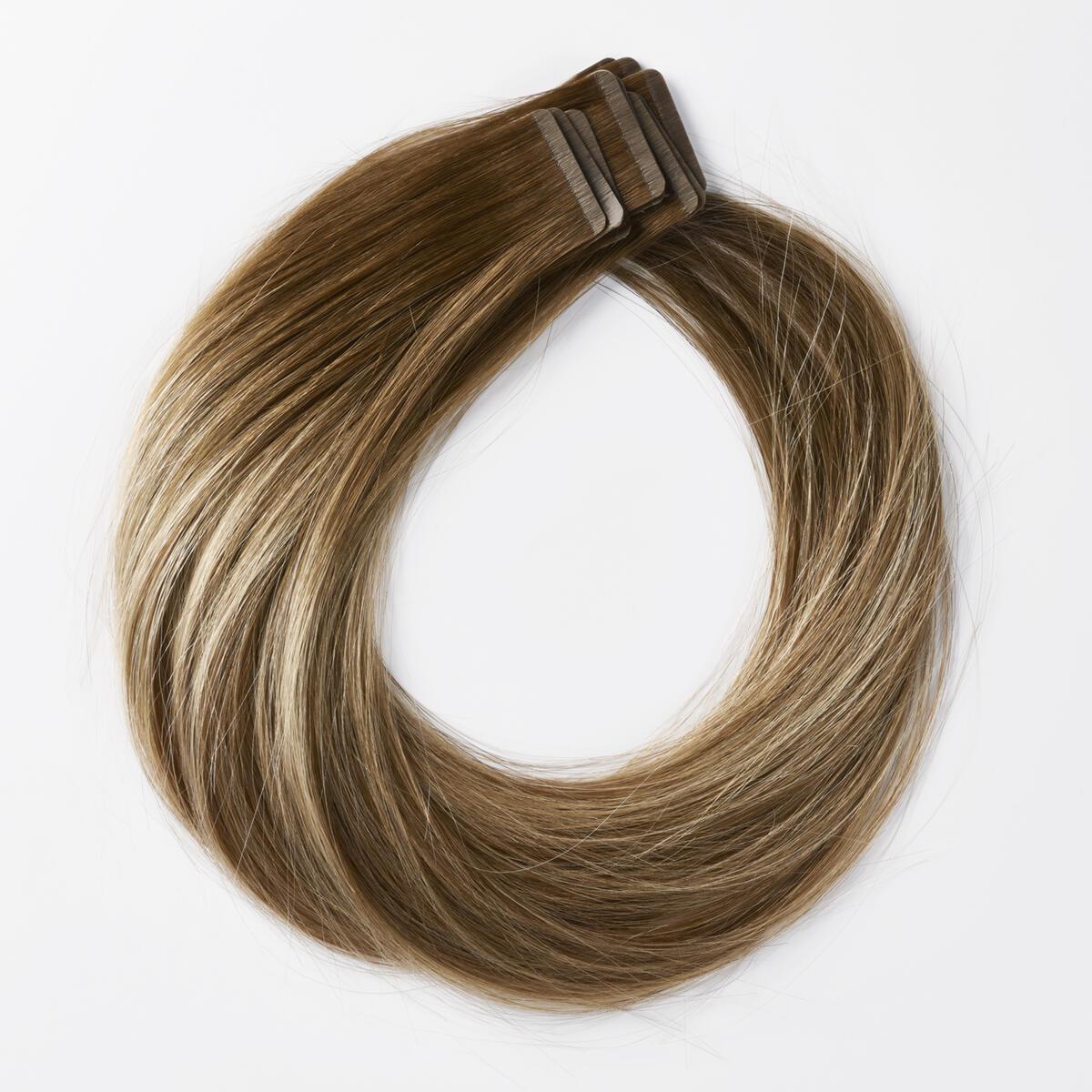 Rapunzel Sleek Tape Extension B5.0/8.3 Brownish Blonde Balayage 45 cm