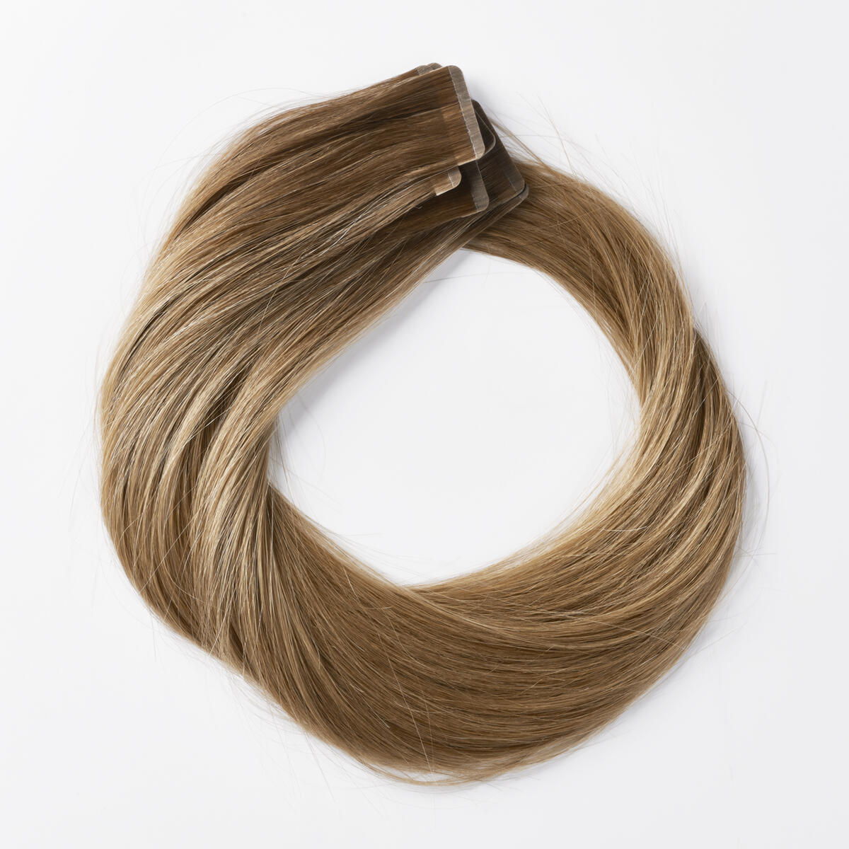 Rapunzel Sleek Tape Extension C2.0/5.1 Dark Blonde Toffee ColorMelt 45 cm