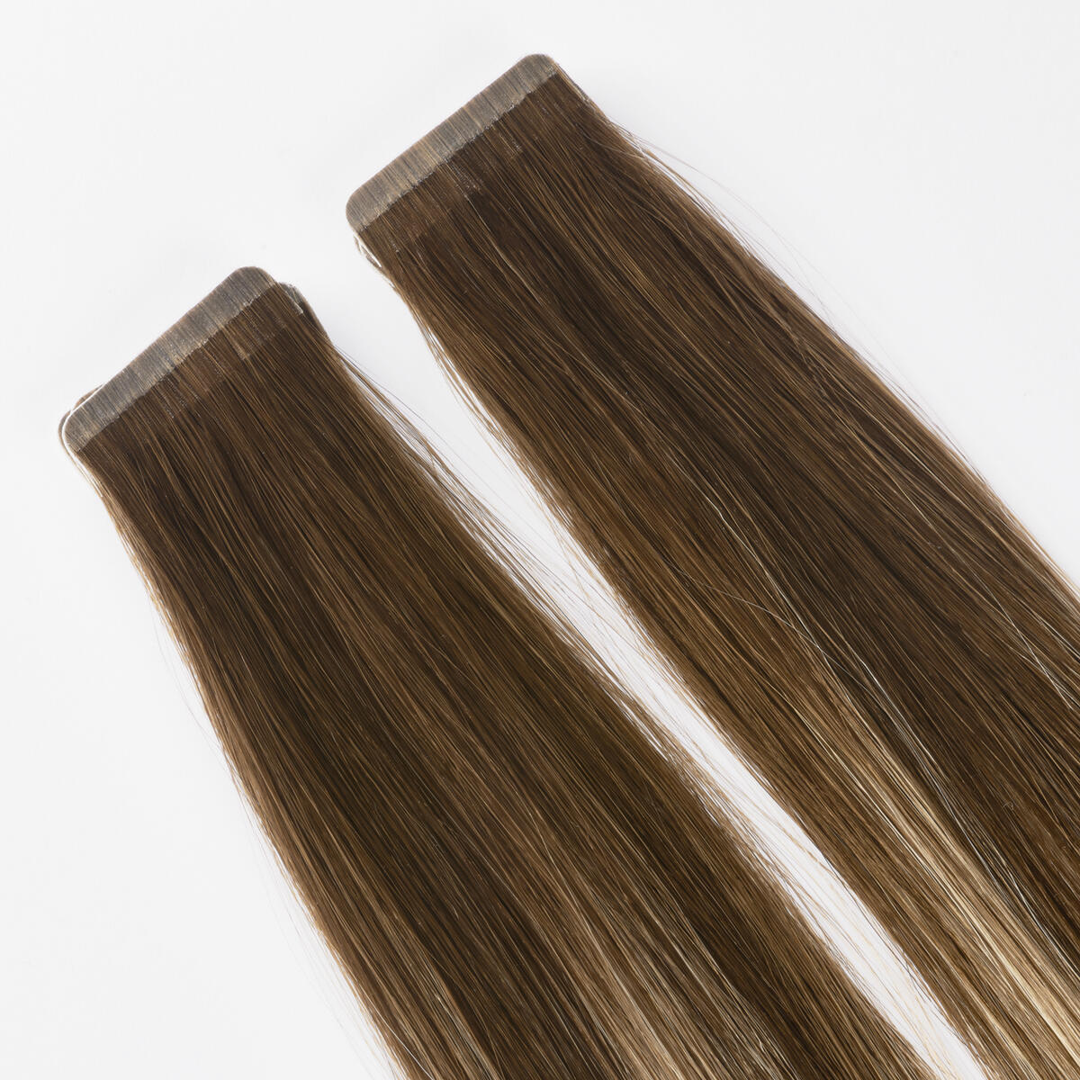 Sleek Tape Extension C2.2/5.1 Natural Brown ColorMelt 50 cm