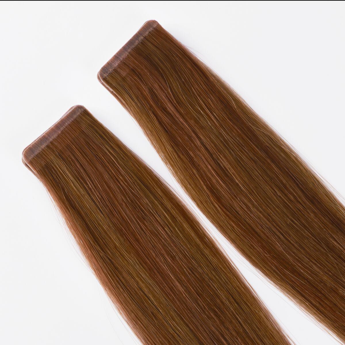 Sleek Tape Extension Premium C6.7/6.3 Sunset Red ColorMelt 50 cm