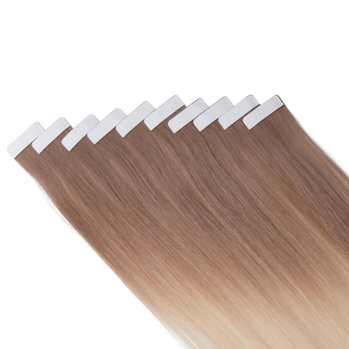 Sleek Tape Extension Premium O7.3/10.8 Cendre Ash Blond Ombre 25 cm