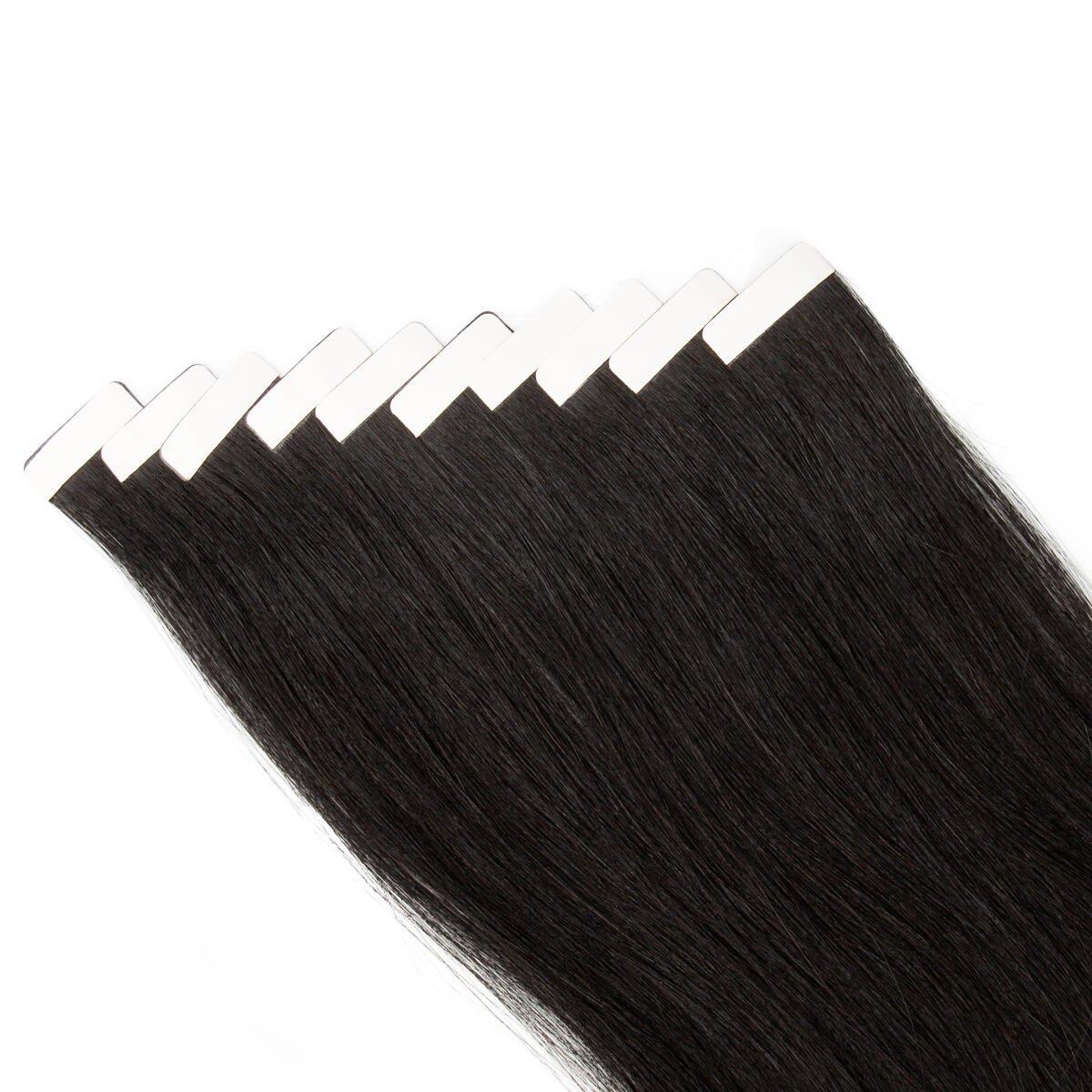 Sleek Tape Extension Premium 1.0 Black 25 cm