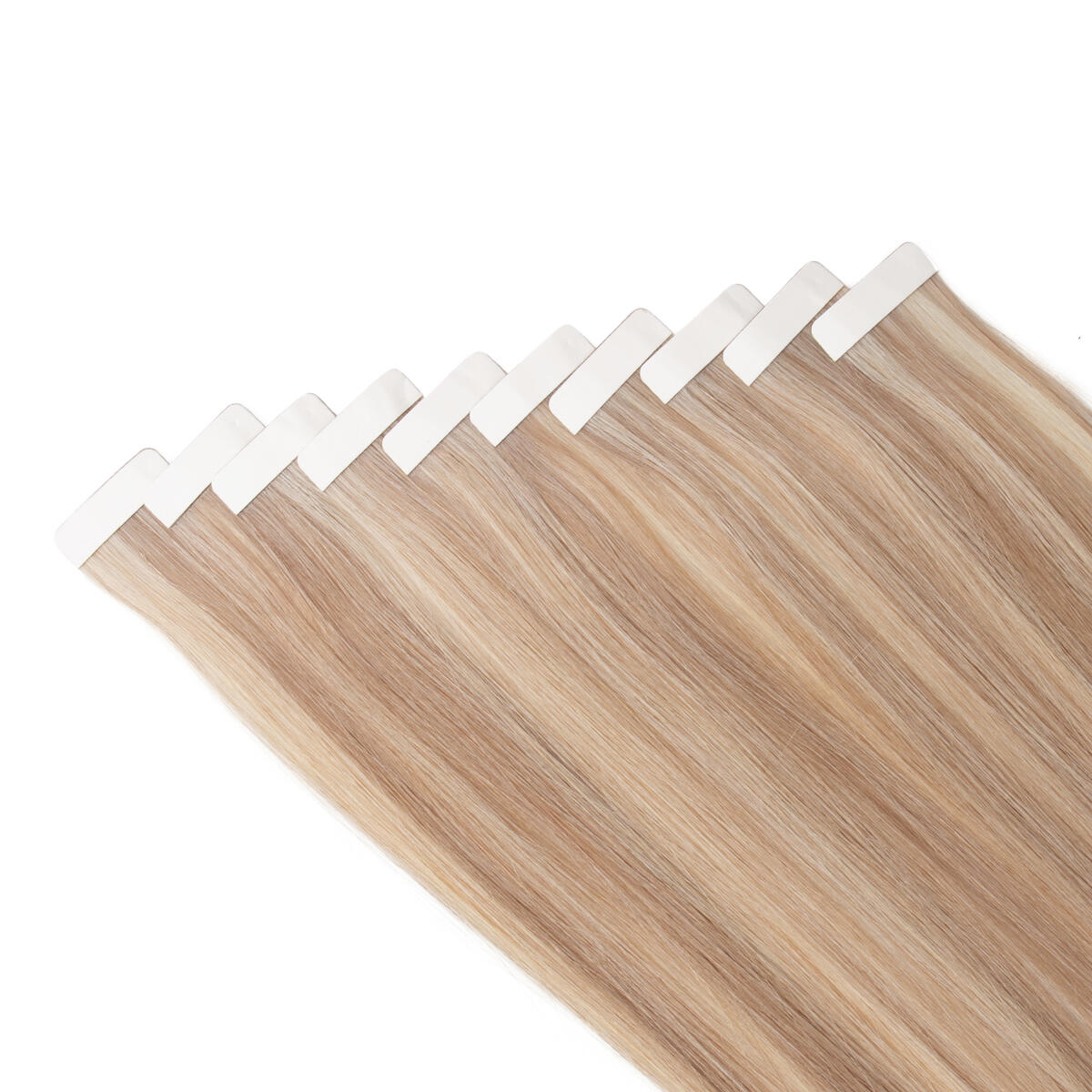 Sleek Tape Extension Premium M7.1/10.8 Natural Ash Blonde Mix 25 cm