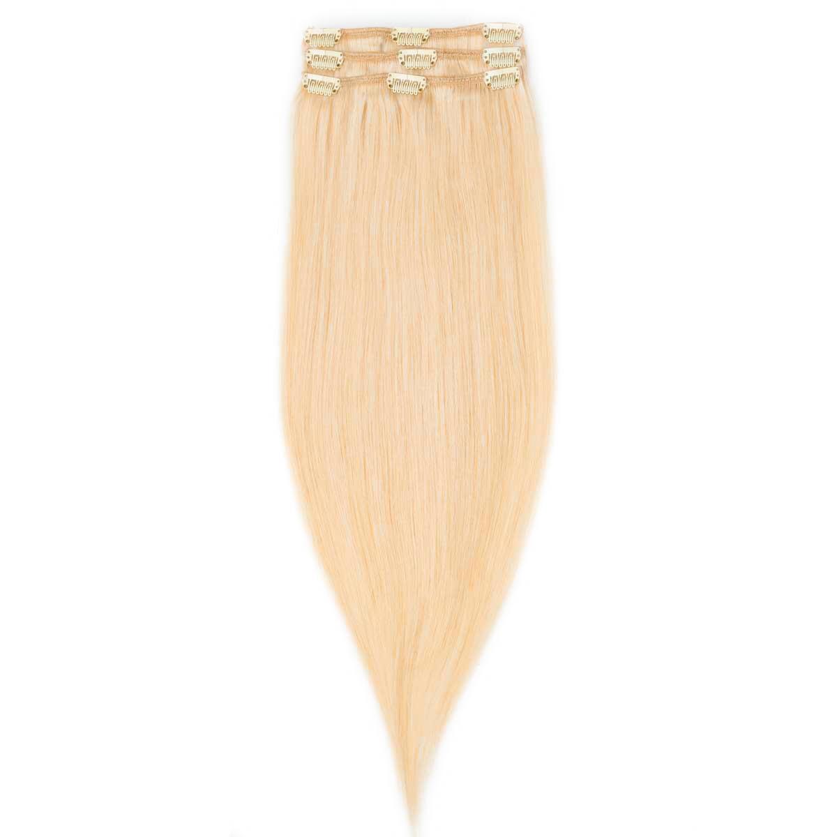Clip-on set 8.3 Honey Blonde 50 cm