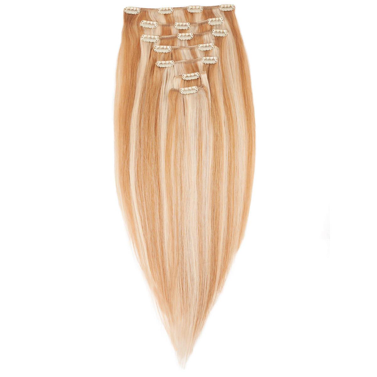 Clip-on Set Premium 7 pieces M7.4/8.0 Summer Blonde 50 cm