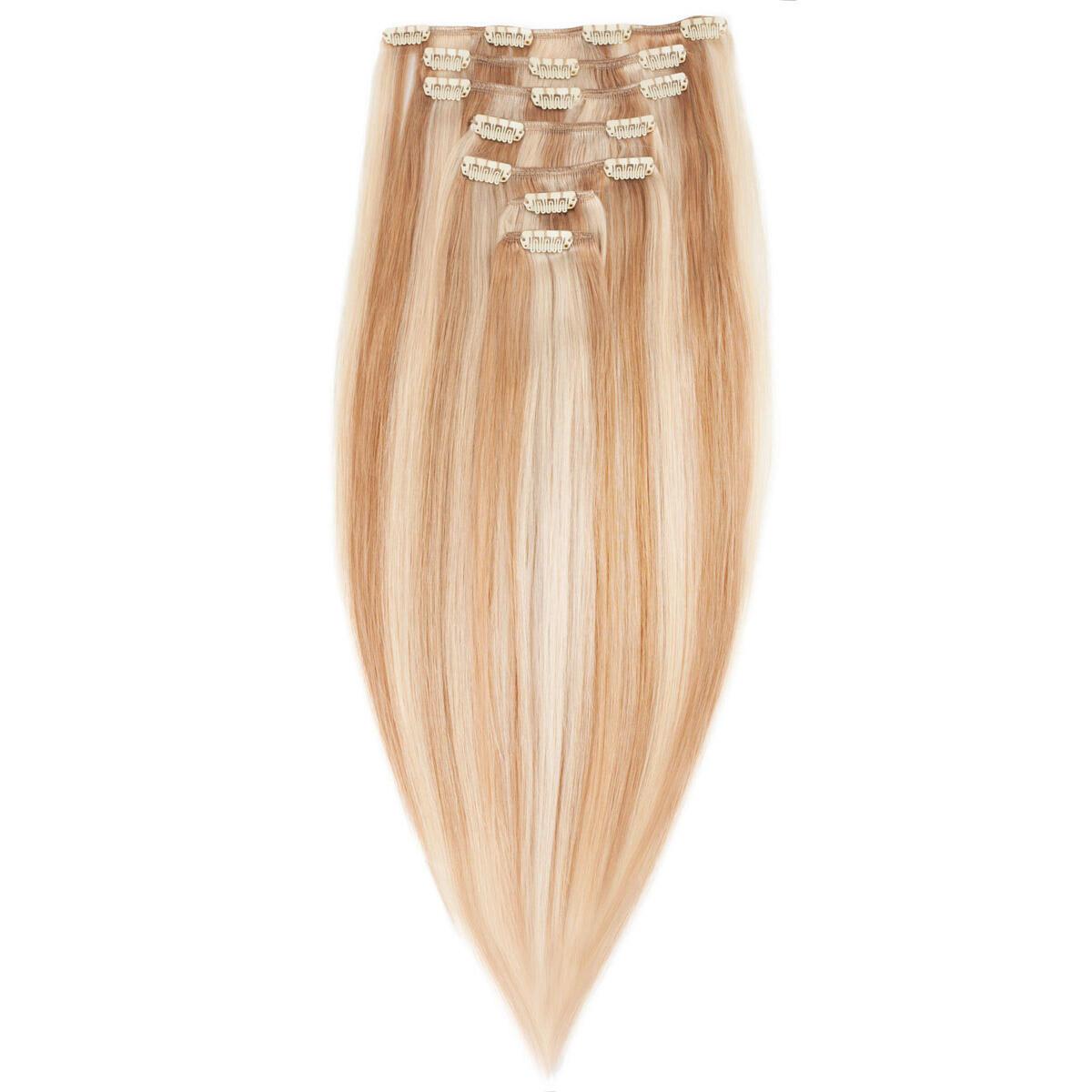 Clip-on Set Premium 7 pieces M7.5/10.8 Scandinavian Blonde 50 cm