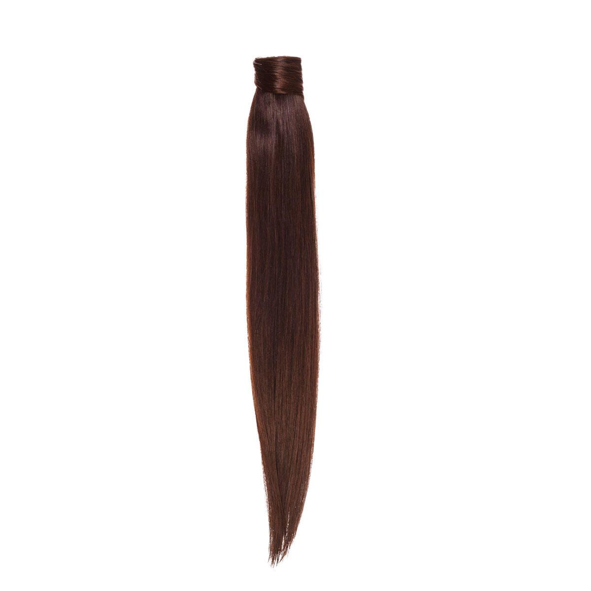 Clip-in Ponytail Original 2.2 Coffee Brown 50 cm