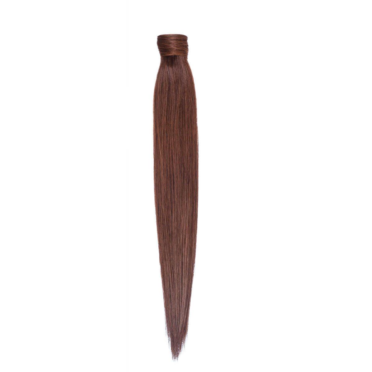 Clip-in Ponytail Original 5.1 Medium Ash Brown 50 cm
