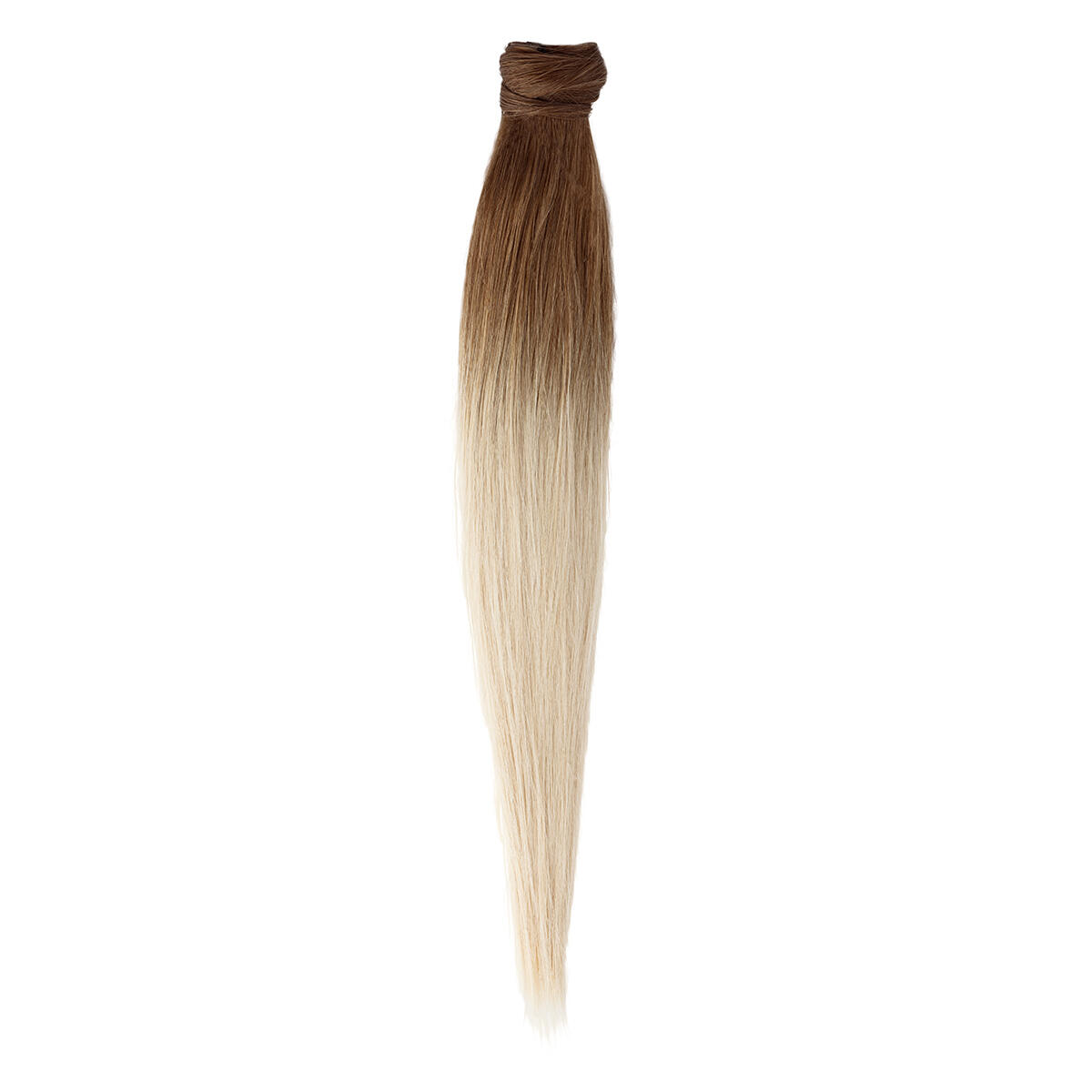 Clip-in Ponytail Original O5.1/10.8 Medium Ash Blond Ombre 40 cm
