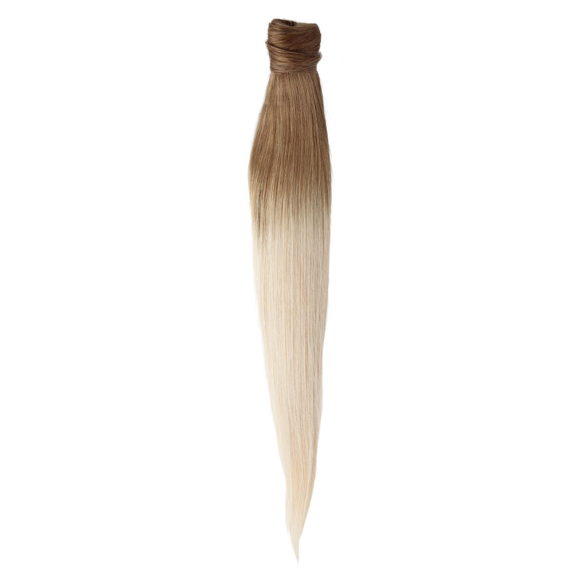 Clip-in Ponytail Original O7.3/10.8 Cendre Ash Blond Ombre 40 cm