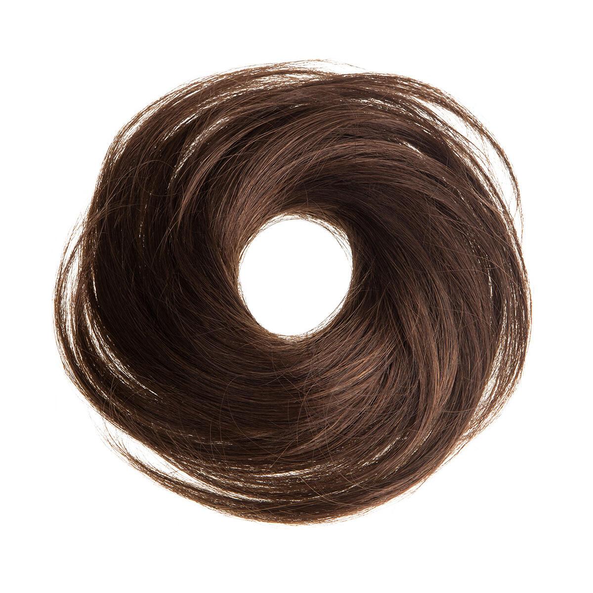 Hair Scrunchie 2.2 Coffee Brown 0 cm
