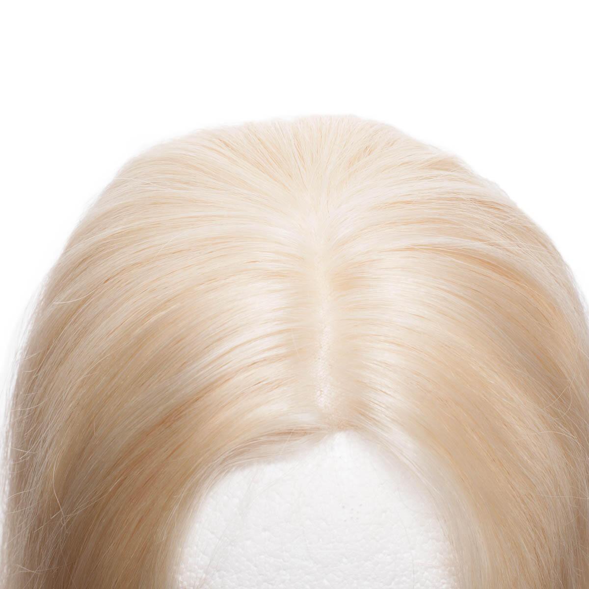 Top Piece Original Glatt 10.8 Light Blonde 30 cm