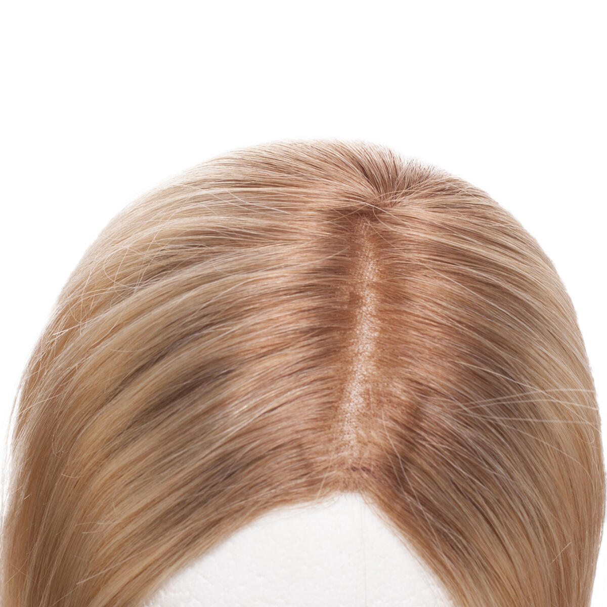 Top Piece R7.5/8.3 Ash Brown Honey Blonde 30 cm
