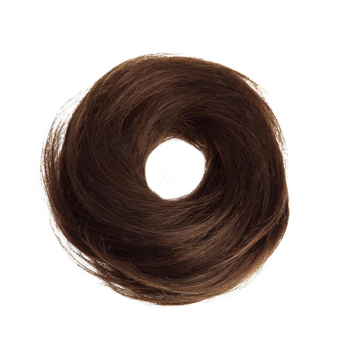 Volume Hair Scrunchie 2.2 Coffee Brown 0 cm