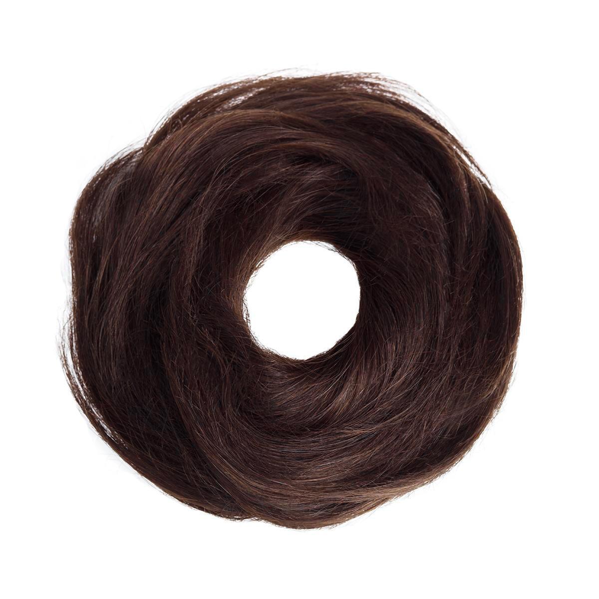 Volume Hair Scrunchie 2.3 Chocolate Brown 0 cm