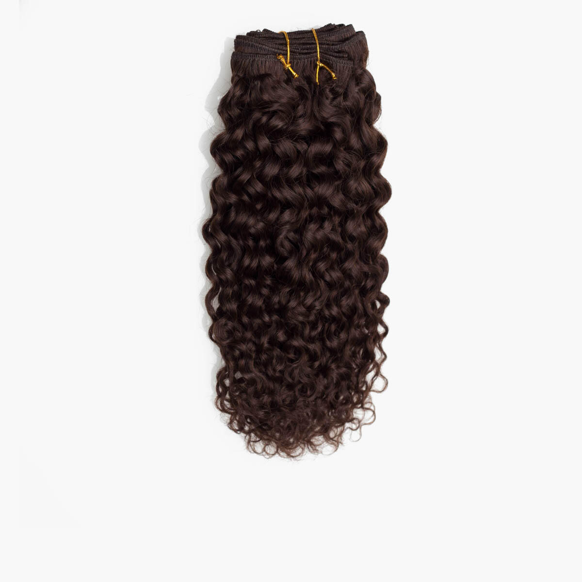 Haartresse Curly Curls 2.2 Coffee Brown 35 cm