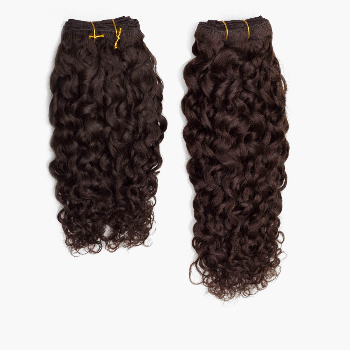 Haartresse Bouncy Curl 2.2 Coffee Brown 40 cm