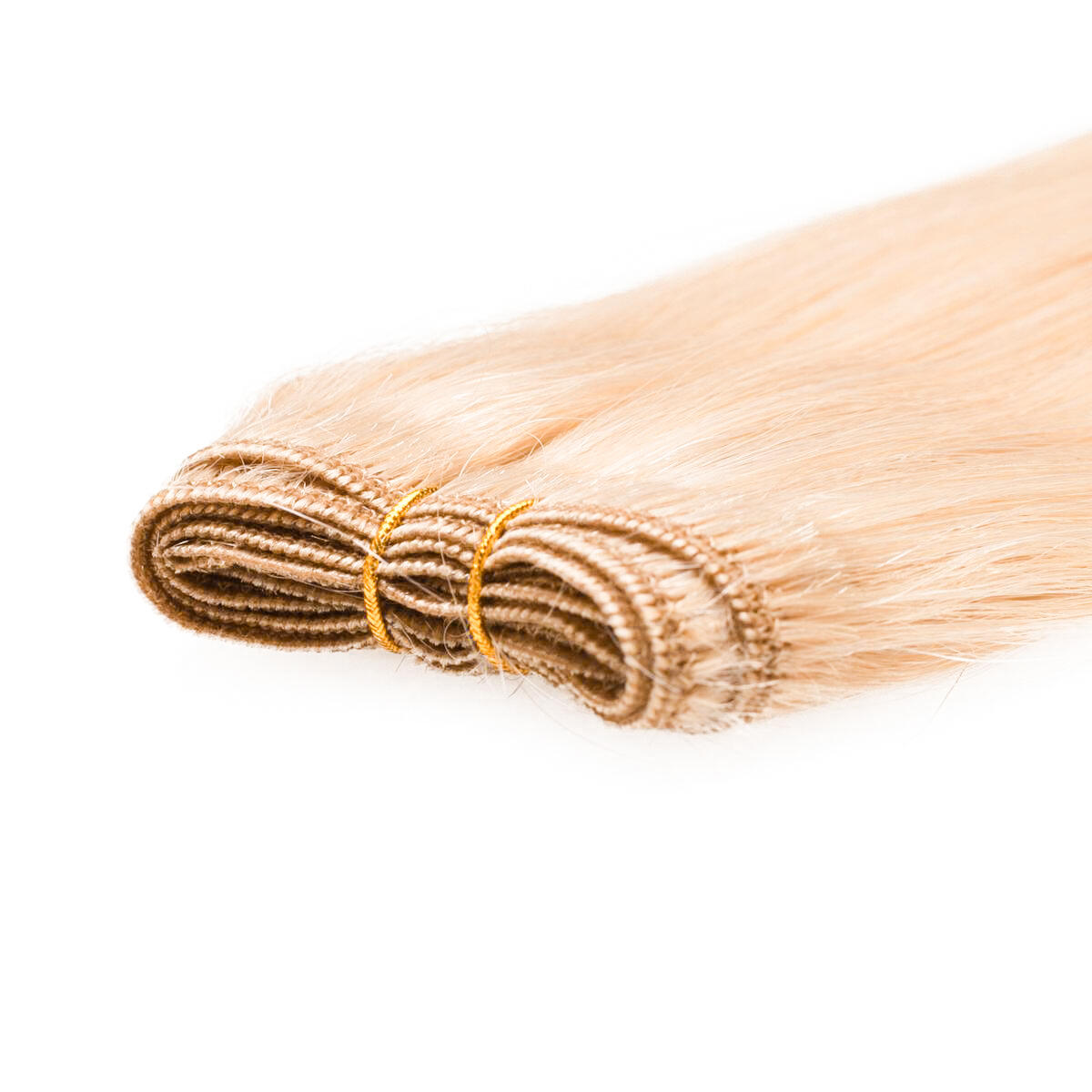 Haartresse Original Glatt 8.3 Honey Blonde 50 cm