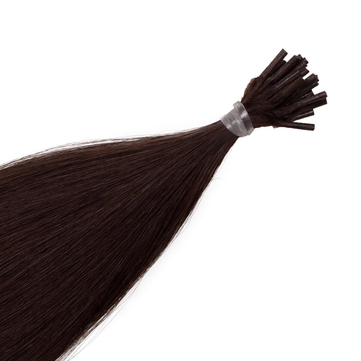 Stick Hair Original Glatt 2.2 Coffee Brown 50 cm